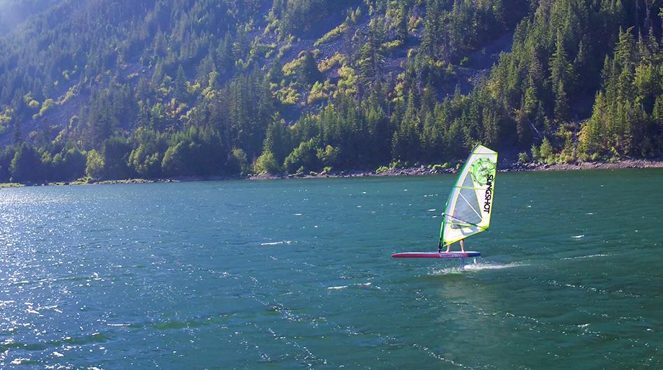 Slingshot Flyer 280 Windsurf Foil Board