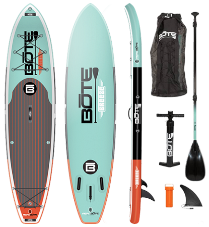 Inflatable SUP – Bote Drift - The Itinerant Angler
