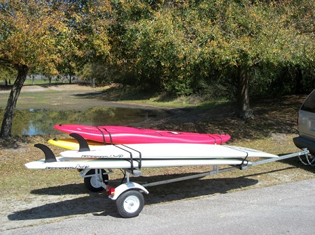 Portage Pal Paddle Board Trailer