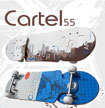 Highland Streetboards Cartel 55