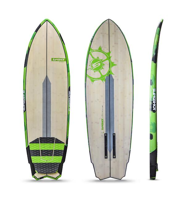 Slingshot Skywalker 5'10 Surf Foil Board