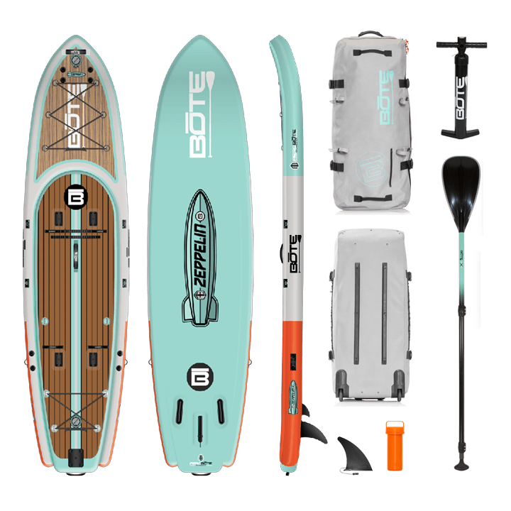 Bote Zeppelin Inflatable Sup Package