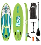 Bote Flow Inflatable Kids Paddle Board