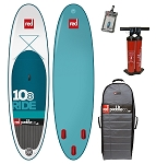 Red Paddle Co 10'8 Ride Inflatable SUP