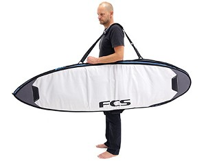 FCS Explorer Fish and Funboard Bag