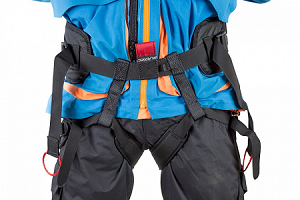 Ozone Connect Backcountry Kite Harness