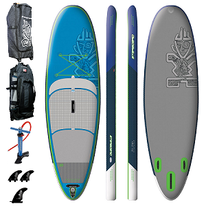 "2016 Starboard Astro Whopper Deluxe 10' x 35"" Inflatable"