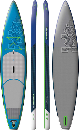 "Starboard 12'6 x 31"" Touring Deluxe Inflatable"