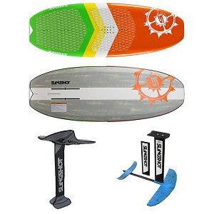 Slingshot Alien Air Wakefoil Package