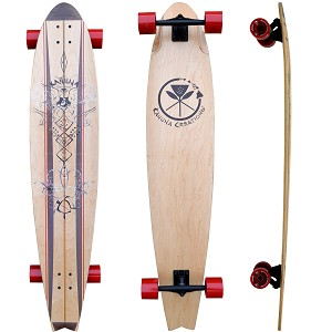 Kahuna Creations RetroFish Beach Board Longboard
