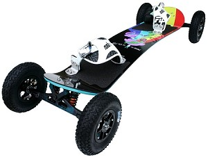 MBS Pro 100 Tom Kirkman Mountainboard