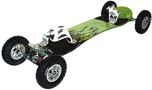 MBS Pro 95 Retaliation Mountainboard