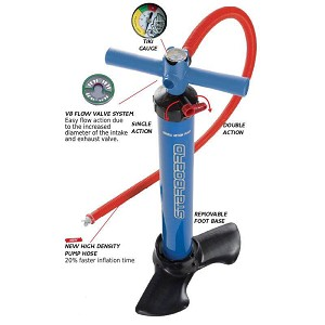 Starboard Astro Inflatable Pump