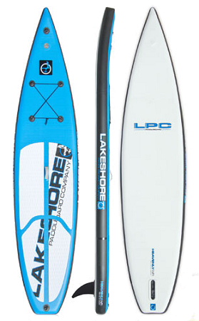 Lakeshore Paddleboard Co Heavenly Air Inflatable