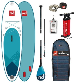 Red Paddle Co Ride 9'8 MSL Inflatable SUP
