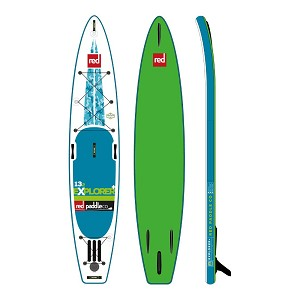 Red Paddle 13'2 Explorer Inflatable SUP