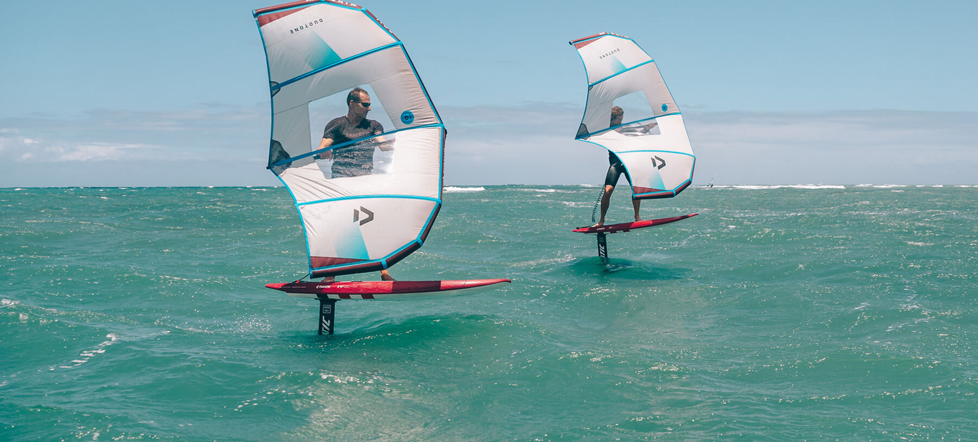 Fanatic SUP Foil WS Wing Action