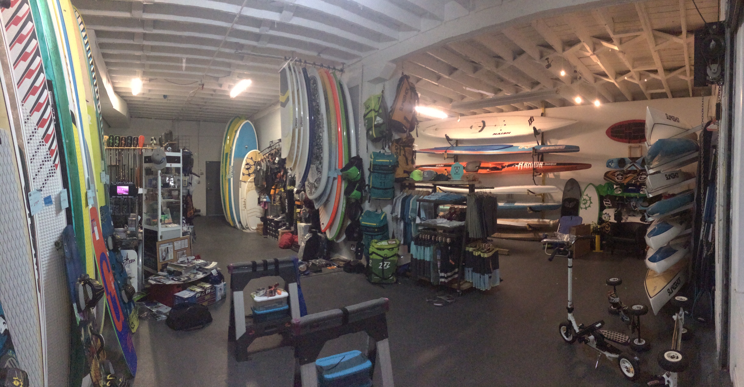 Tampa Paddle Board and Kiteboarding Shop