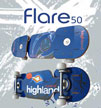 Highland Streetboards Flare 50