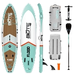 Bote Flood Inflatable SUP Package