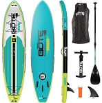Bote Breeze Inflatable SUP Package