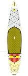 Lakeshore Paddleboard Co Rivier Rover 14'