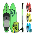 Slingshot Crossbreed Airtech Inflatable SUP