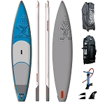 Starboard Touring 11'6 x 30 Touring Zen Inflatable SUP
